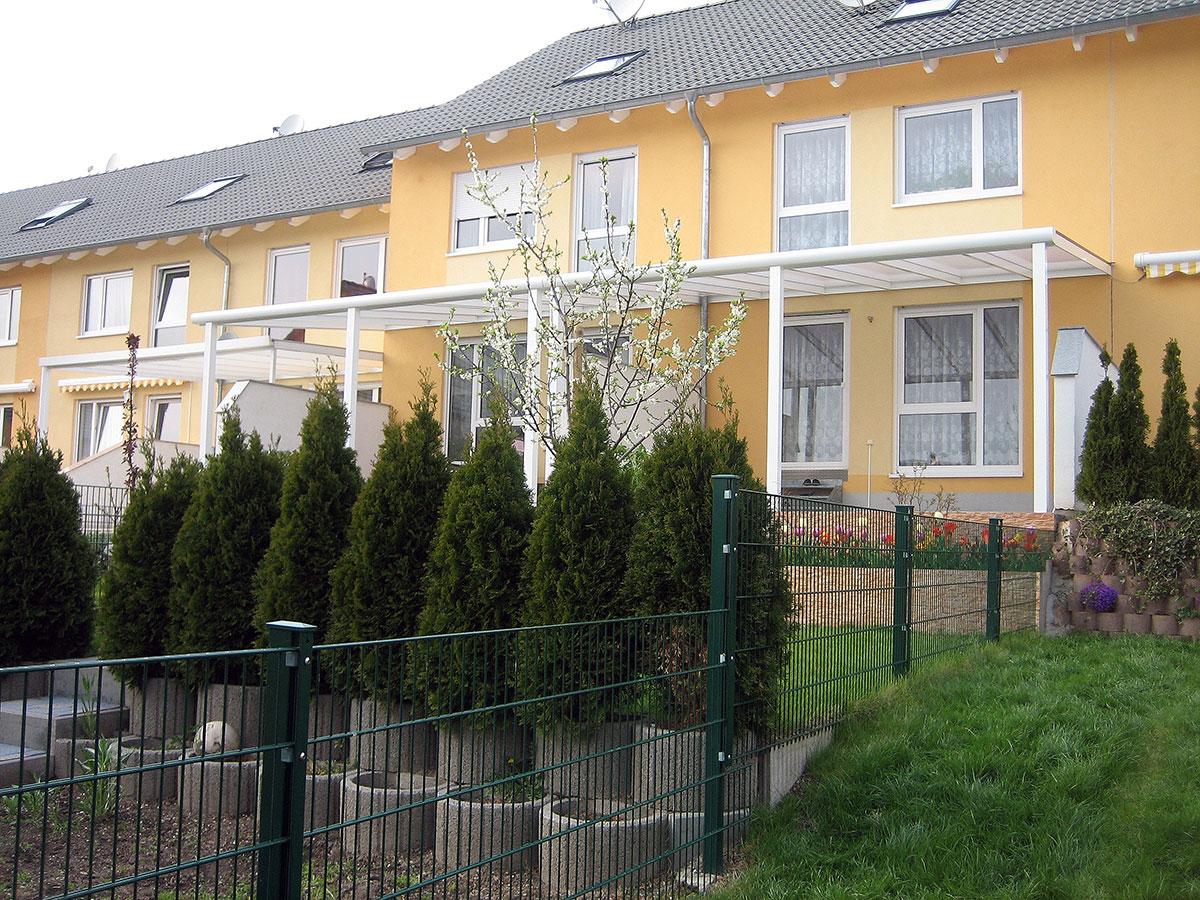 Referenzen Glock Terrassen Berdachungen Markisen Carports